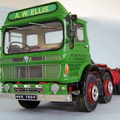 AEC Mammouth Minor by Frank Dobson 2237