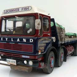 Leyland Octopus Lochinver Fish Tpt