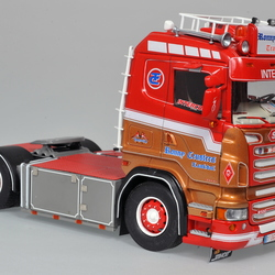 Scania R6 Low Roof