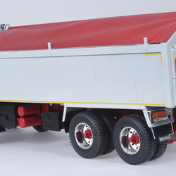 Scania P 113M  8 Wheel Tipper