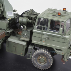 Foden 6x6 Recovery Vehicle GS