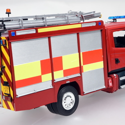 Scania CP28 water tender/ladder