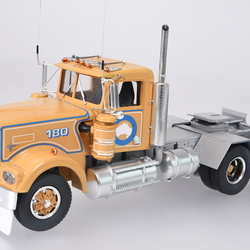 Kenworth Blue Circle