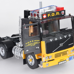 Volvo F12 FGR transport